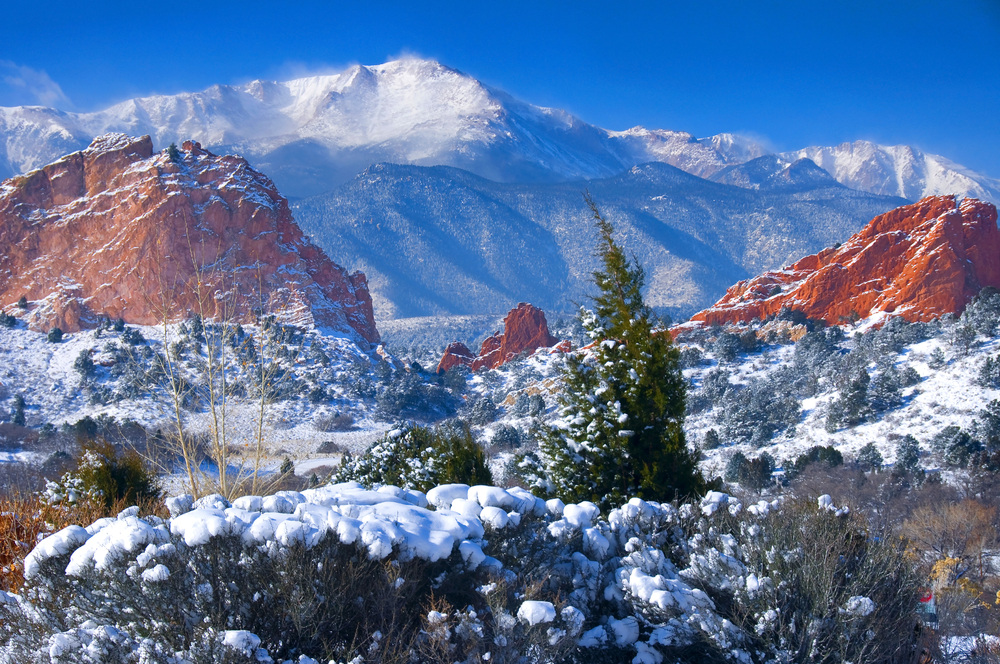 Christmas In Colorado Mountains.Christmas In Colorado Springs The Platinum Group